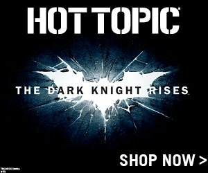Get your official Hunger Games gear at HotTopic.com