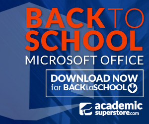 academic super store Microsoft Office