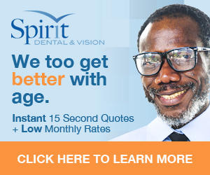 Spirit Dental: we too get better with age. click here to learn more