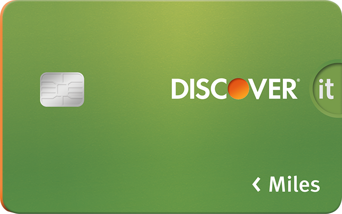 Discover it® Miles Review