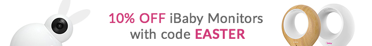 10% off iBaby WiFi Baby Monitor