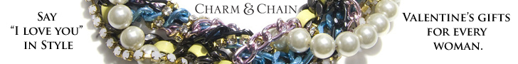 charm & chain valentines gifts for every woman