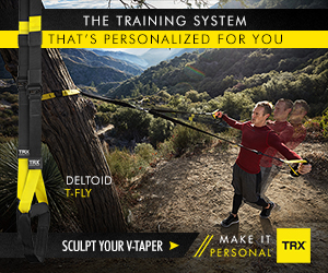 Make It Personal - TRX Training - Deltoid T-Fly