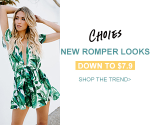 ONE & DONE,Fascinating Romper without Extra Effort
