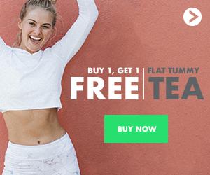 BOGO FREE - Flat Tummy Tea