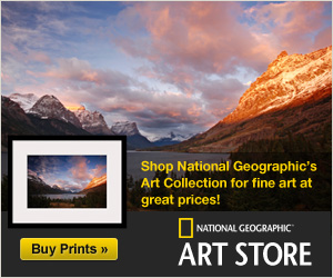 Shop the National Geographic Art Store from CafePress.com!