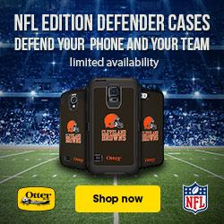 NFL Browns Banner
