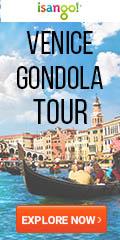Venice gondola rides & canal tours