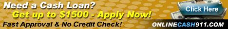 Need a Cash Loan?