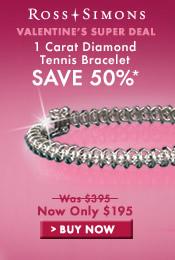 Valentine's Super Deal; Save 50% off 1 Carat Diamo