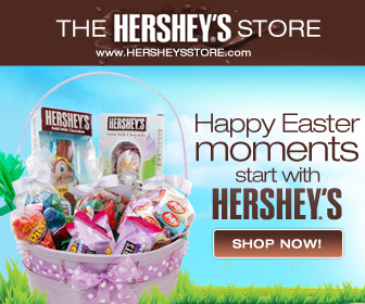 Personalized Hershey's Bars at The Hershey's Store