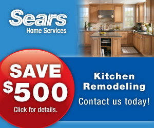Kitchen Remodeling by Sears