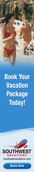 Southwest Vacations Website