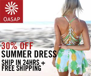 30% Off Summer Dress