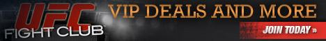 UFC Store Fan Appreciation Sale