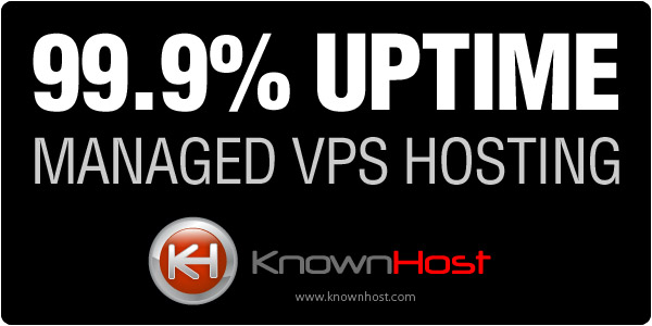 KnownHost coupon save 15% Off on VPS Hosting Latest
