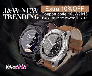 10% Off Fashion Accessory & Watch