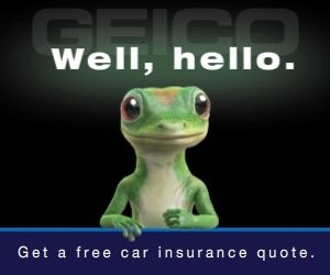 Get a GEICO Quote!
