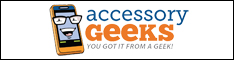 FREE Shipping at AccessoryGeeks.com