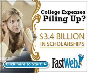 $3.4 Billion in Free Scholarships.
