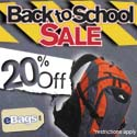 125x125 Gear Up For Back To School at eBags.com