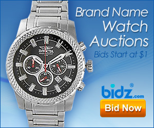bidz.com deals on watches, jewelry and