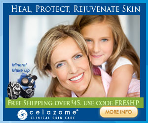 Anti-Aging Skincare from Celazome