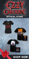 Ozzy Osbourne Official Merchandise- Holiday