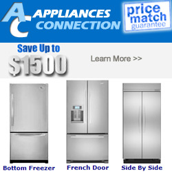 Save up to $1500 on Refrigerators