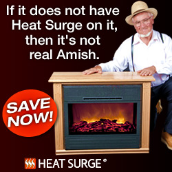 Save Now on Heat Surge