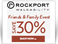 rockport shoes friends and family
