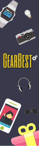 GearBest.com: Free Shipping Worldwide and Unbeatable Prices for Essential Gears and Men's Clothing!