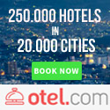 Book hotels at Otel.com