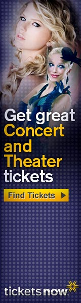 Free Shipping on Concert and Theater Tickets