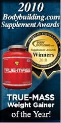 BSN True Mass Weight Gainer of the Year