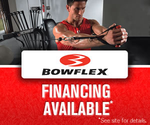 Bowflex Home Gyms Financing Available