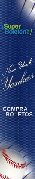 Compra Boletos para los Yankees
