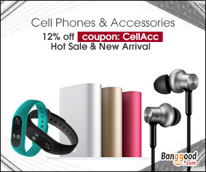 Extra 12% OFF For Cell Phones & Accessories
