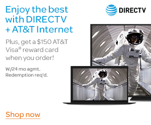 AT&T banner