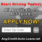 Bad Credit? No Credit? No Problem! Auto Loans in 6