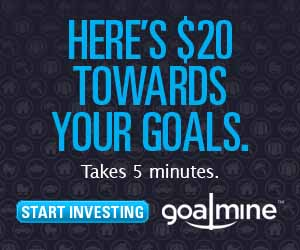 $20 Bonus for GoalMine.com