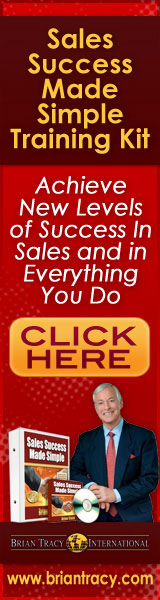 160x600 Sales Success Made Simple