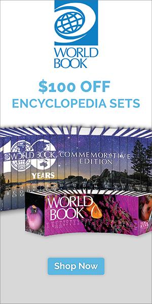 $100 off encyclopedias