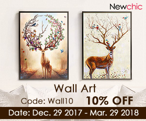 10% Off for Wall Art Home Decor