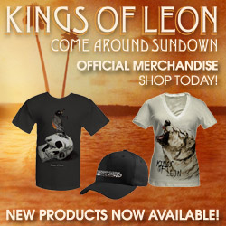 Kings of Leon Official Merchandise