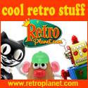 Cool Retro Gear from Retro Planet