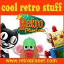 Cool Retro Gear from Retro Planet