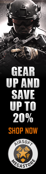 Airsoft Megastore - Gear Up & Save Up to 20%