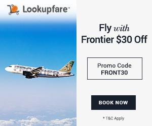 Frontier Airlines Flight Deals