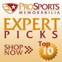 guaranteed authentic sports memorabilia